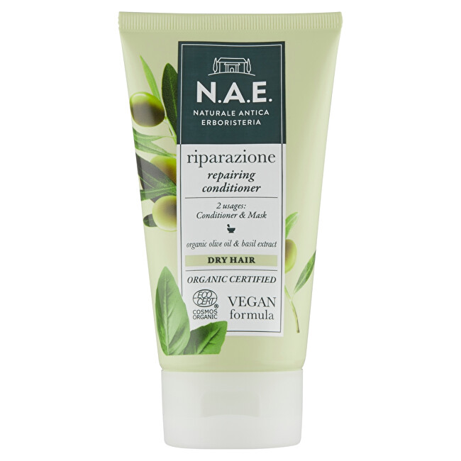N.A.E. Regenerační balzám pro suché vlasy Riparazione (Repairing Conditioner) 150 ml