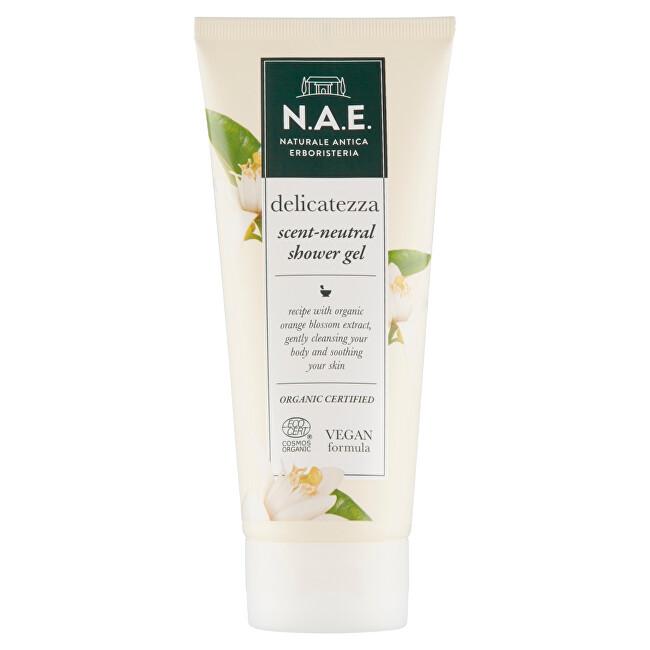 N.A.E. Sprchový gel s neutrální vůní Delicatezza (Scent-Neutral Shower Gel) 200 ml