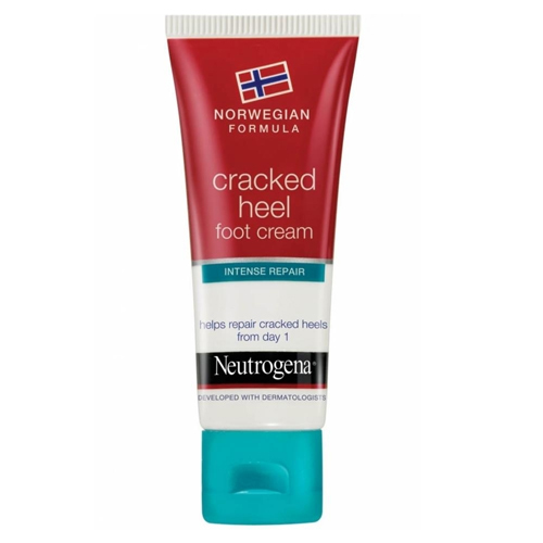 Neutrogena Krém na rozpraskané paty (Cracked Heel Foot Cream) 40 ml 50 ml