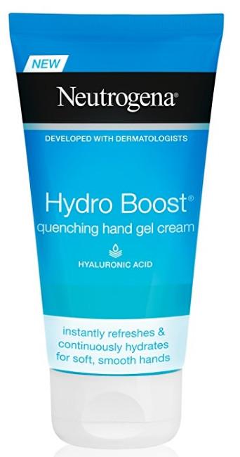 Neutrogena Ultrahydratačný krém na ruky Hydro Boost (Quenching Hand Gel Cream) 75 ml