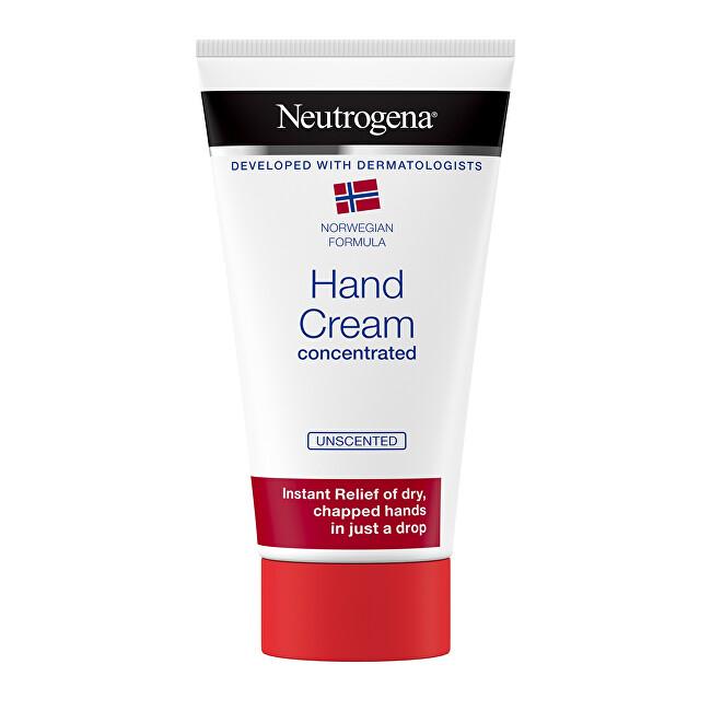 Neutrogena Vysoko koncentrovaný krém na ruky (Hand Cream) 75 ml