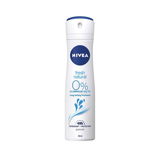 Nivea Deodorant ve spreji Fresh Natural 150 ml