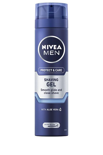 Nivea Gél na holenie Original 200 ml