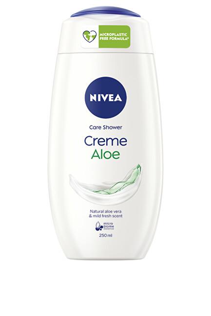 Nivea Krémový sprchový gél Aloe Vera ( Care Shower) 250 ml