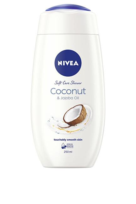 Nivea Krémový sprchový gél Care & Coconut 250 ml