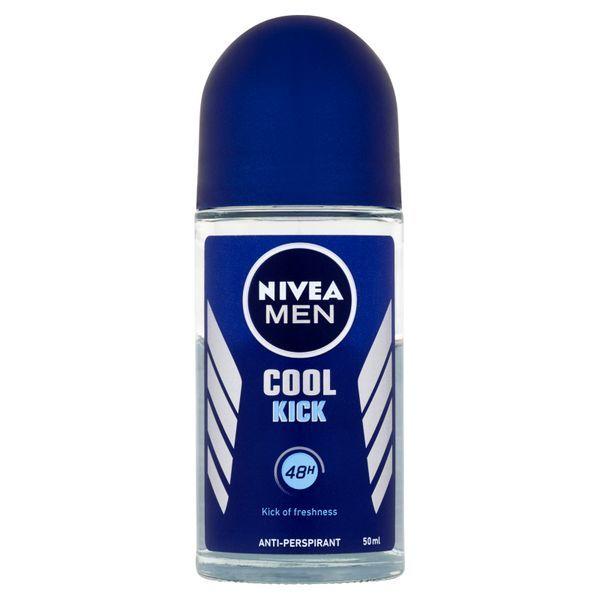Nivea Guľôčkový antiperspirant pre mužov Cool Kick 50 ml