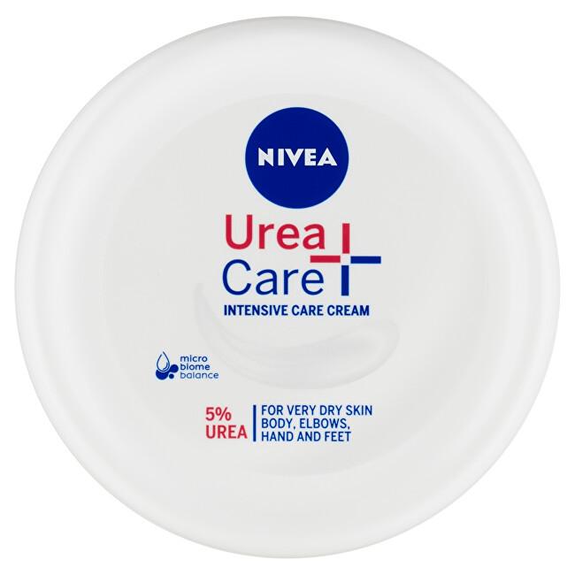 Nivea Intenzívne ošetrujúce telový krém Urea & Care ( Intensive Care Cream) 300 ml