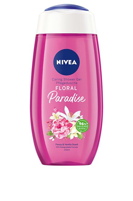 Nivea Ošetrujúci sprchový gél Floral Paradise ( Caring Shower gel) 250 ml