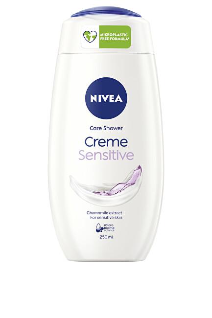Nivea Ošetrujúci sprchový gél Creme Sensitive (Care Shower Gel) 250 ml