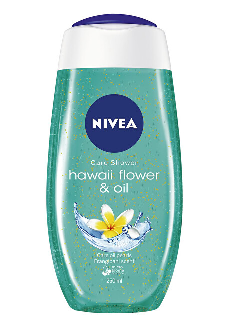 Nivea Sprchový gél Hawaiian Flower & Oil 250 ml
