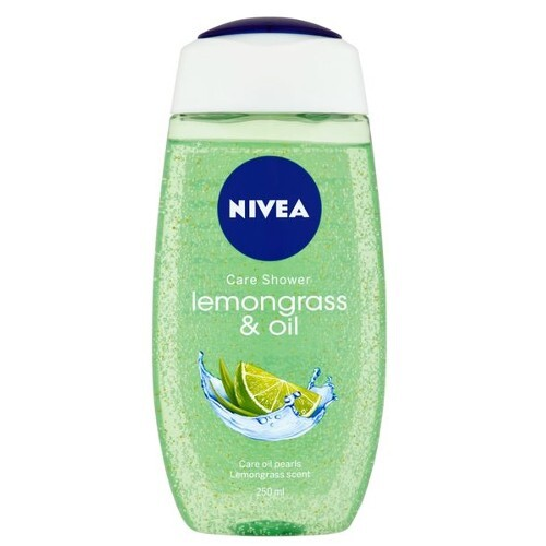 Nivea Sprchový gél Lemongrass & Oil 250 ml