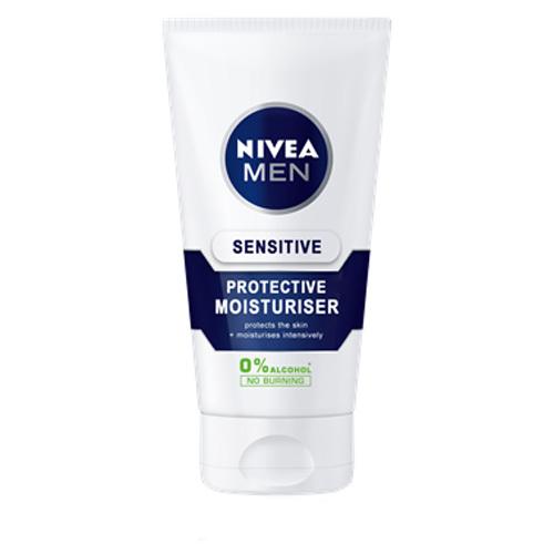 Fotografie NIVEA Men Sensitive Zklidňující krém 75 ml Nivea