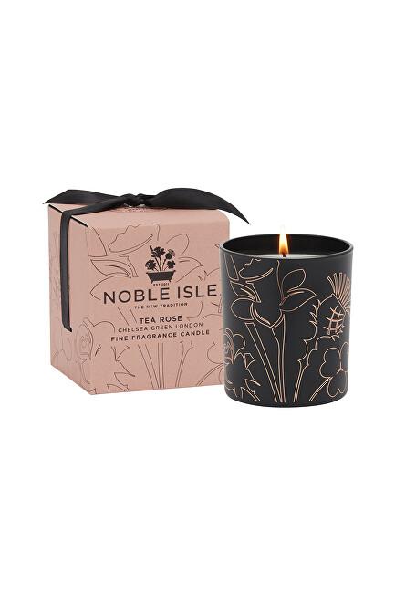 Noble Isle Vonná svíčka Tea Rose 200 g