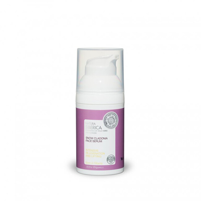Natura Siberica Omlazující liftingové sérum Snow Cladonia (Face Serum) 30 ml