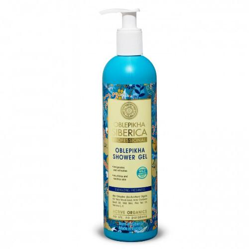 Natura Siberica Rakytníkový sprchový gel Oblepikha (Shower Gel) 400 ml
