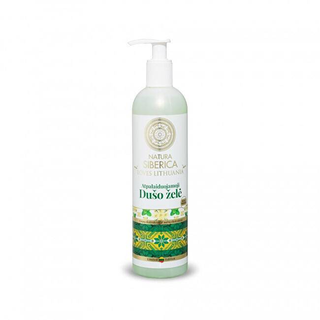 Natura Siberica Relaxační sprchový gel Loves Lithuania (Shower Gel) 400ml