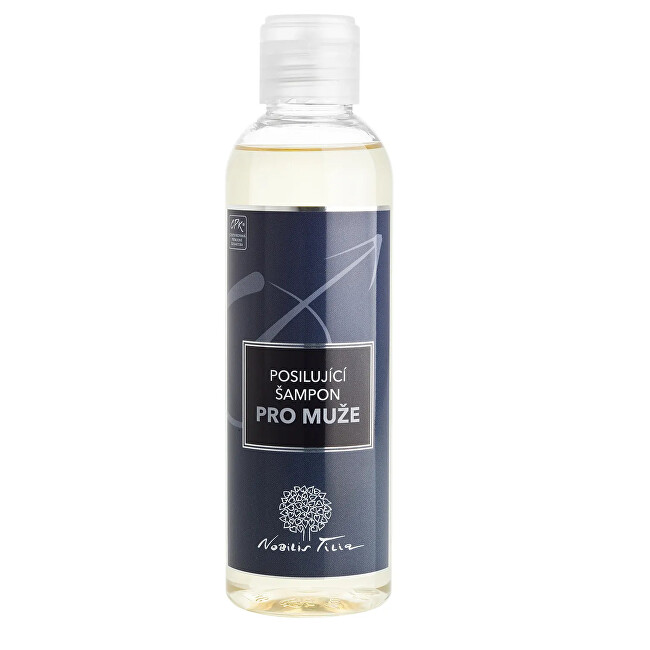 Nobilis Tilia Posiľňujúci šampón 200 ml