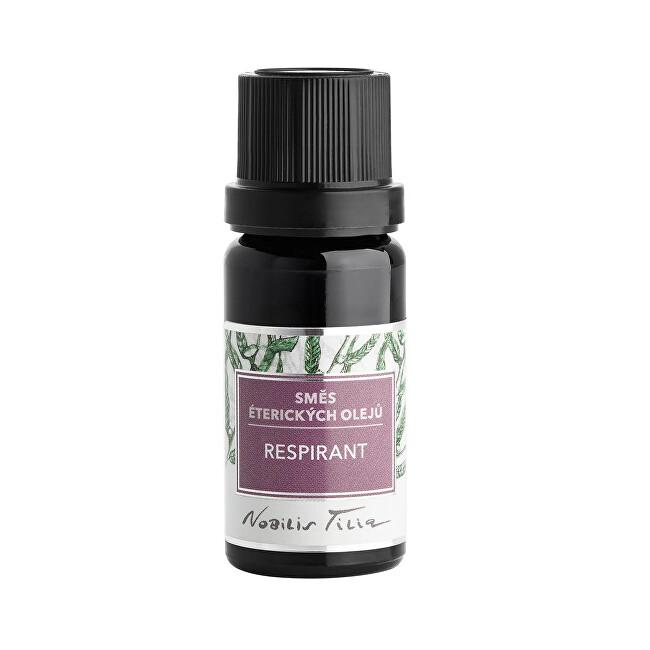 Nobilis Tilia Zmes éterických olejov Respirant 10 ml