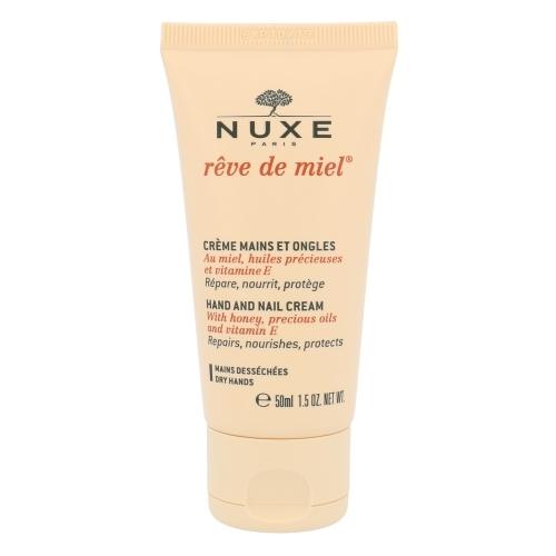 Nuxe Krém na ruce a nehty Reve de Miel (Hand and Nail Cream) 50 ml