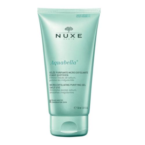 Nuxe Mikro-exfoliačný čistiaci gél na každodenné použitie Aquabella (Micro-Exfoliating Purifying Gel Daily Use) 150 ml