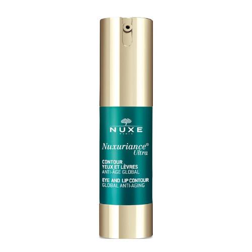 Nuxe Protivrásková starostlivosť na očné okolie a pery Nuxuriance Ultra (Eye & Lip Contour) 15 ml
