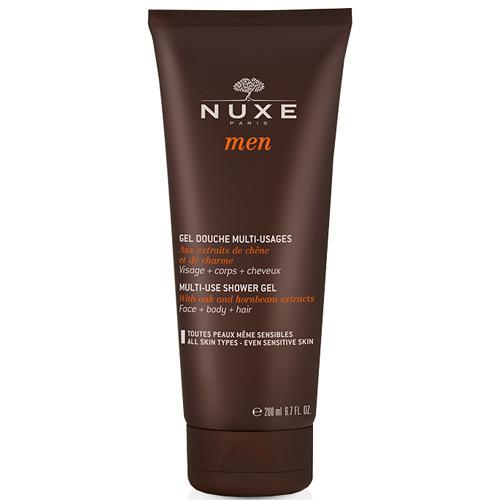 Nuxe Men sprchový gel pro všechny typy pokožky (Multi-Use Shower Gel) 200 ml