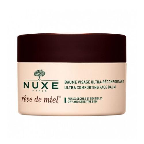 Nuxe Zklidňující balzám pro citlivou a suchou pleť Reve de Miel (Ultra Comforting Face Balm) 50 ml