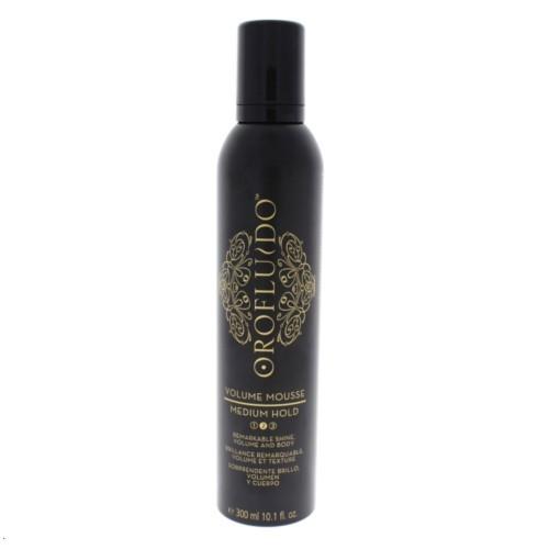 Orofluido Objemová pena na vlasy pre ochranu farby (Volume Mousse) 300 ml