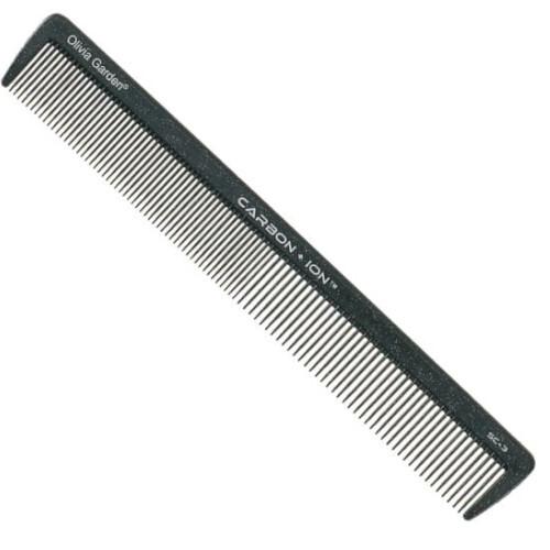 Olivia Garden Karbónový hrebeň na vlasy Carbon + Ion SC-3