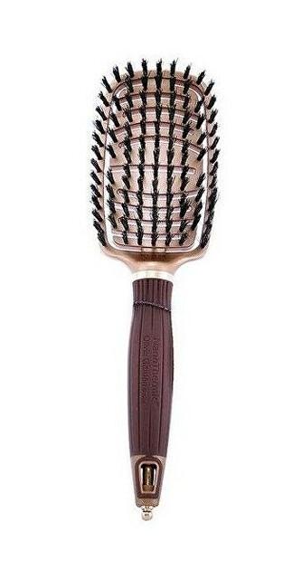 Olivia Garden Kefa na vlasy NanoThermic Ceramic + Ion Flex Boar