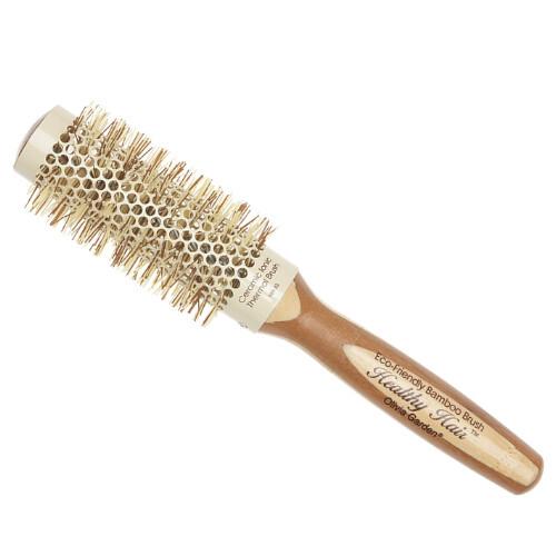Olivia Garden Okrúhly kefa na vlasy Healthy Hair 33 mm