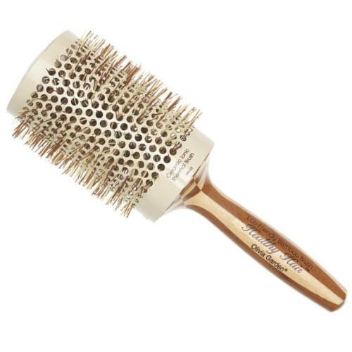 Olivia Garden Okrúhly kefa na vlasy Healthy Hair 63 mm