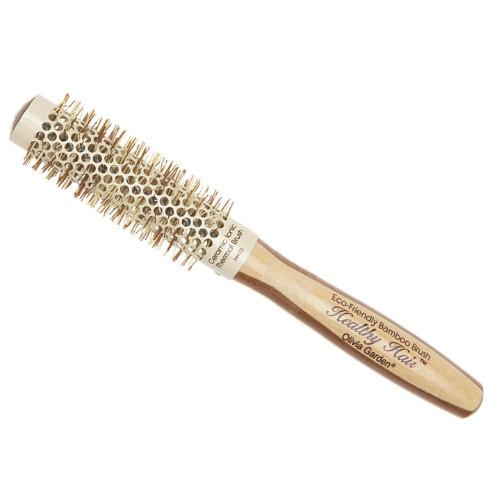 Olivia Garden Okrúhly kefa na vlasy Healthy Hair 23 mm