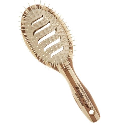 Olivia Garden Oválny kefa na vlasy HH-P5
