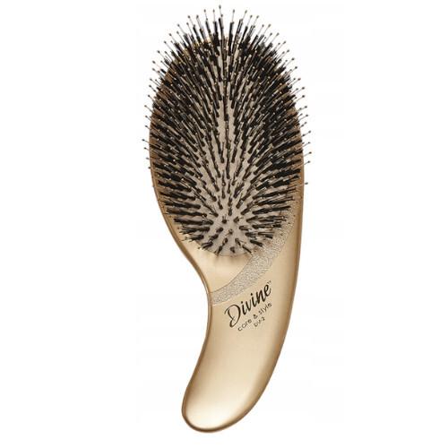 Olivia Garden Zlatý kefa na vlasy Divine Care & Style