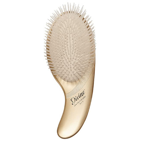 Olivia Garden Zlatý kefa na vlasy Divine Dry Detangler