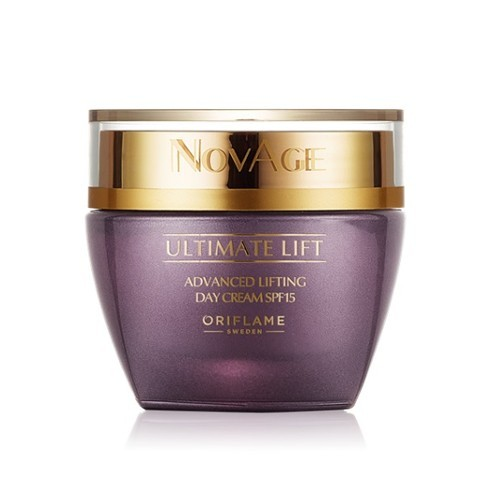 Oriflame Denní liftingový krém NovAge Ultimate Lift SPF 15 (Advanced Lifting Day Cream) 50 ml