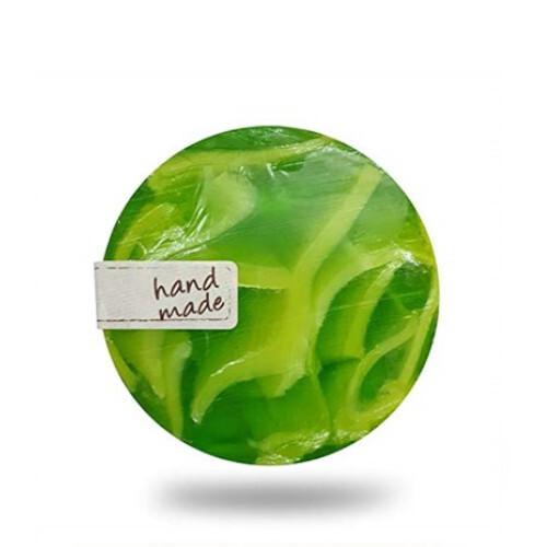 Organique Tuhé glycerínové mydlo Cube C Magnolie (Glycerine Soap) 100 g