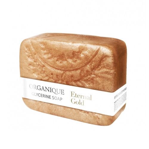Organique Tuhé glycerinové mýdlo Eternal Gold (Glycerine Soap) 100 g