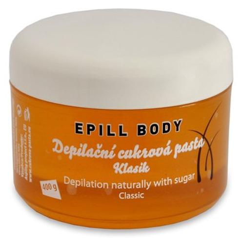 Ostatní Epill Body - Depilační cukrová pasta Klasik 400 g