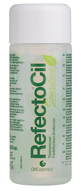 Refectocil Odstraňovač škvŕn SENSITIVE (Tint Remover) 100 ml