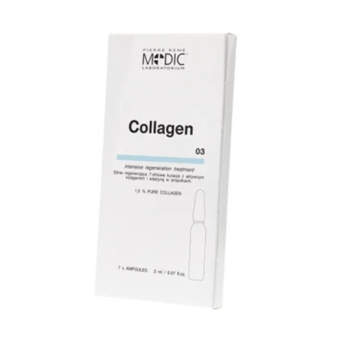 Medic Medic Kolagenova kúra v ampulích 7 x 2 ml