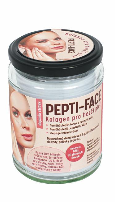 Ostatní Pepti-FACE Kolagén pre krajšie pleť a vlasy - doplnok stravy 175 g
