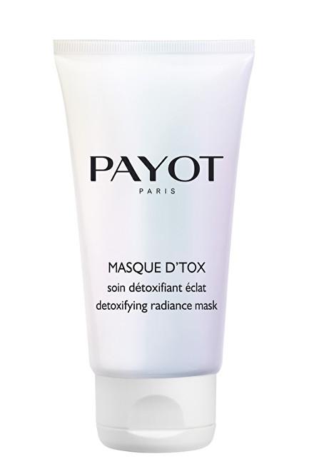 Payot Detoxikační pleťová maska s rozjasňujícími účinky Masque D`Tox 50 ml