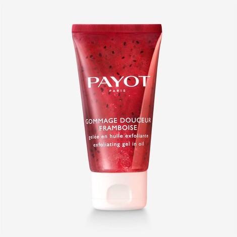 Payot Rozpouštějící se exfoliační gel se zrníčky maliny (Payot Raspberry Gentle Scrub) 50 ml