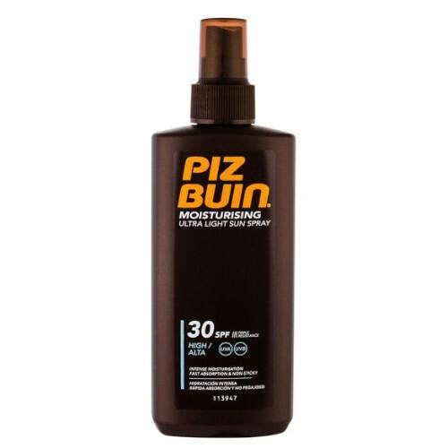 Piz Buin Ľahký sprej na opaľovanie SPF 30 ( Ultra Light Sun Spray) 200 ml
