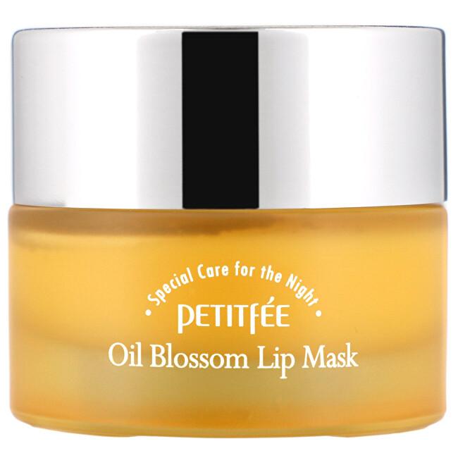Petitfée Noční maska na rty Sea Bucktorn Oil (Oil Blossom Lip Mask) 15 g