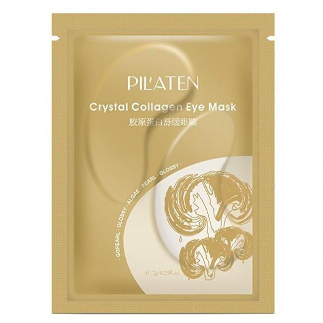 Pilaten Kolagénová maska na oči Crystal Collagen Eye Mask 10 g