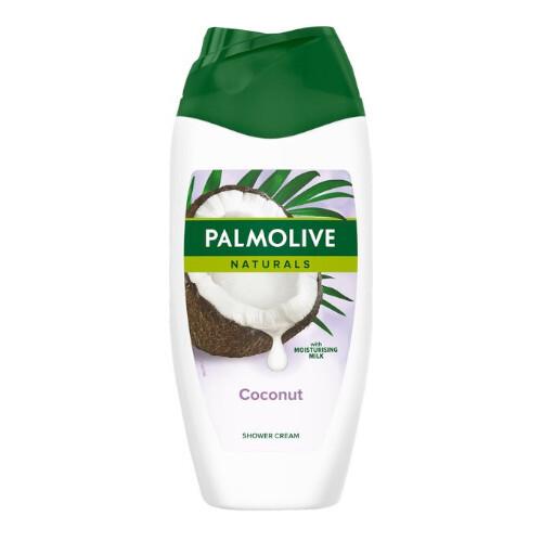 Palmolive Krémový sprchový gél s vôňou kokosu Naturals ( Coconut Shower Cream) 250 ml