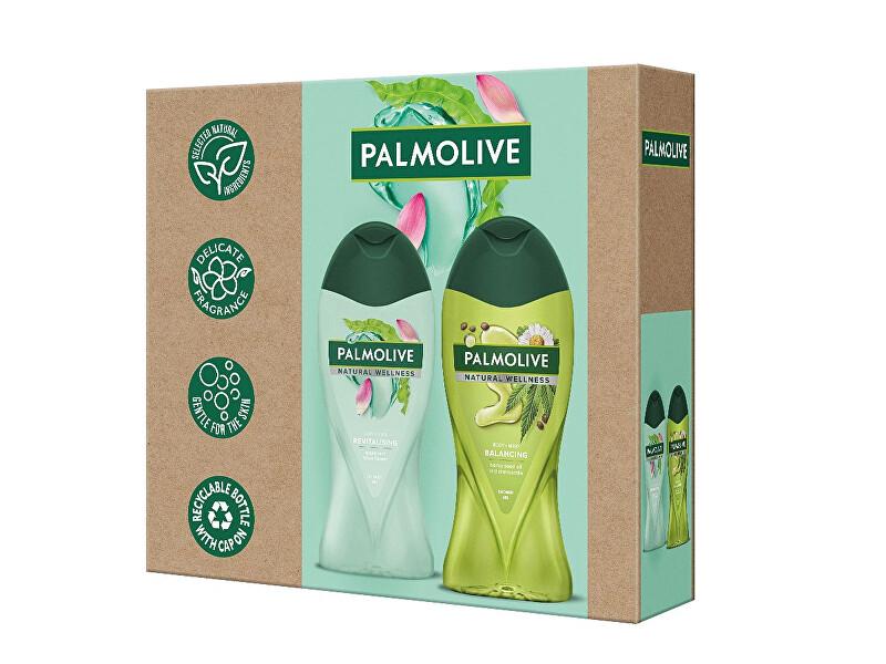 Palmolive Kozmetická sada pre ženy Natural Wellness